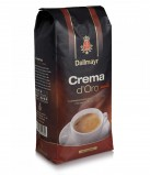 Кофе в зернах Dallmayr Crema D'Oro Intensa (Даллмайер  Эспрессо д.Оро Интенса), кофе в зернах (1кг), кофе в офис, вакуумная упаковка