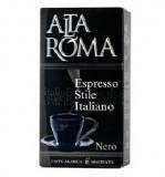 Кофе Alta Roma Nero (Альта Рома Неро), кофе молотый (250г) , вакуумная упаковка