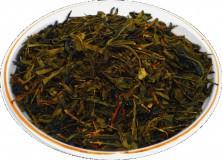 Чай зеленый Мята сенча, 500 г, крупнолистовой зеленый ароматизированный чай