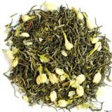 Чай зеленый Высокогорный с жасмином, 500 г, крупнолистовой зеленый ароматизированный чай