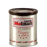 Molinari Cinque Stelle (Молинари пять звезд), кофе в зернах, (250г), упаковка - жестяная банка