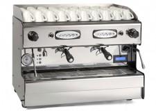 Профессиональная автоматическая кофемашина  8B (LUMAR) Augusta 2gruppo еlettronica (под заказ)