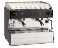 Профессиональная полуавтоматическая кофемашина  8B (LUMAR) Giulia 2 gruppi semiautomatica (под заказ)