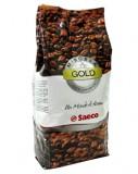 Кофе в зернах Saeco Gold (Саеко Голд), кофе в зернах (1кг), вакуумная упаковка